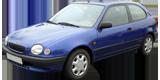 Фонари задние для Toyota Corolla E11 1997-01