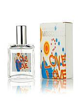 Жіночий міні-парфуми Moschino I Love Love 35мл