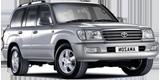Ліхтарі задні для Toyota Land Cruiser 100 '98-07