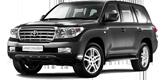 Ліхтарі задні для Toyota Land Cruiser 200 '07-