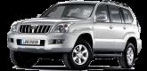 Ліхтарі задні для Toyota LC Prado 120 '03-09
