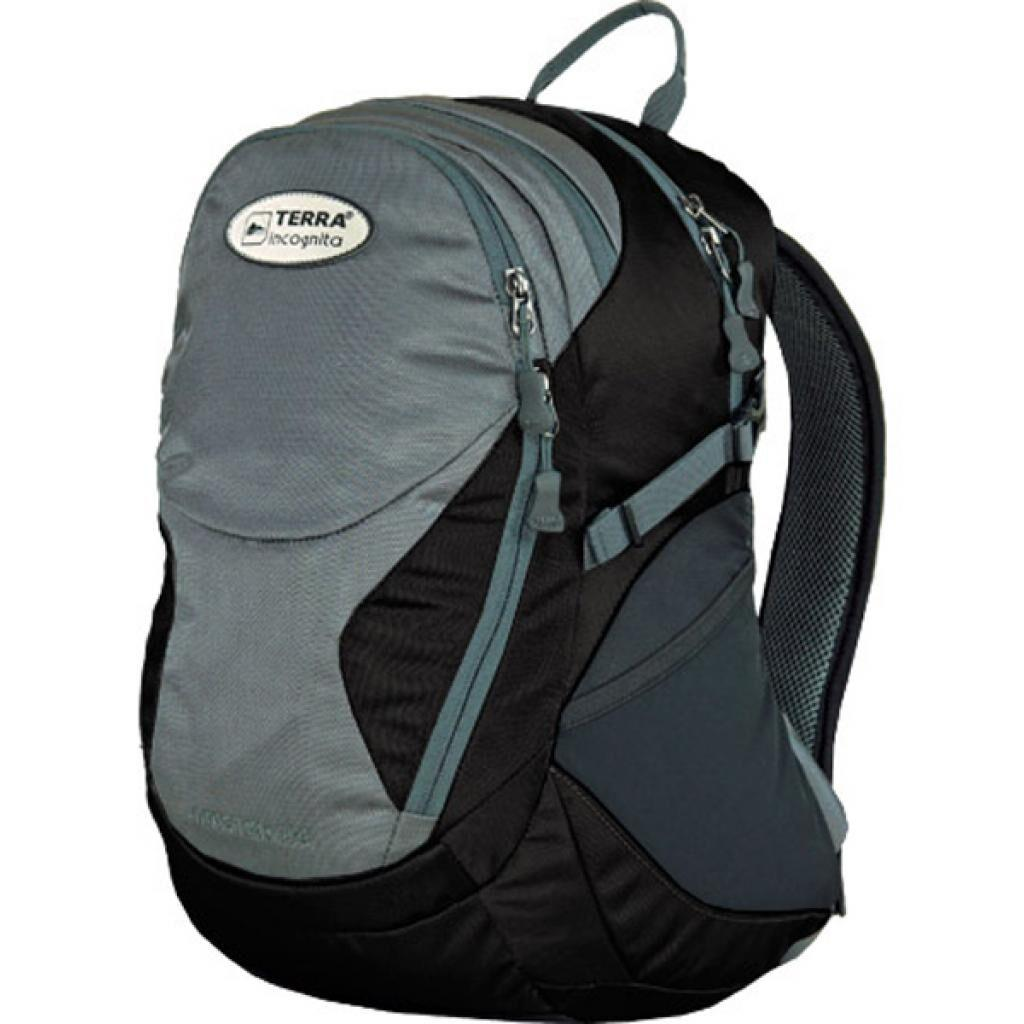 Рюкзак Terra Incognita Master 24 black / grey (4823081504184)