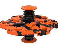 Спиннер джампер пригающий  скакающий  детская игрушка Jumping  Spinner пластиковый