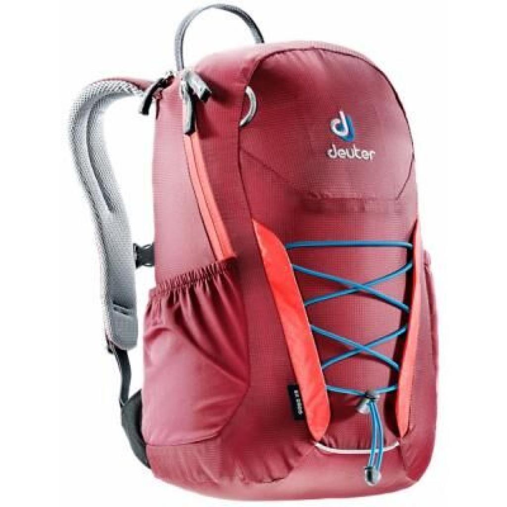 Рюкзак Deuter Gogo XS 5553 cranberry-coral (3611017 5553)