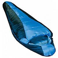 Спальный мешок Tramp Siberia 5000 XL индиго/черный L (TRS-009.06 L)