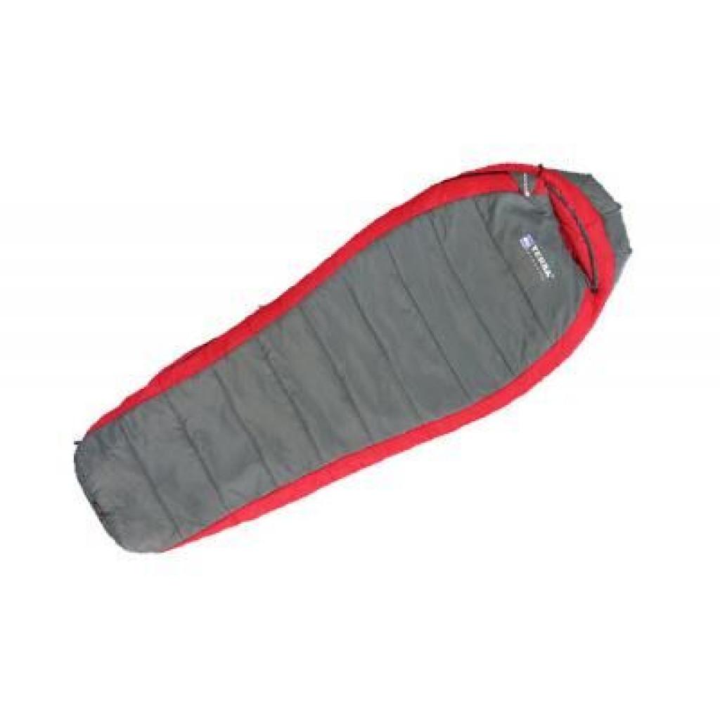 Спальный мешок Terra Incognita Termic 1200 (R) (красный/серый) (4823081501961)