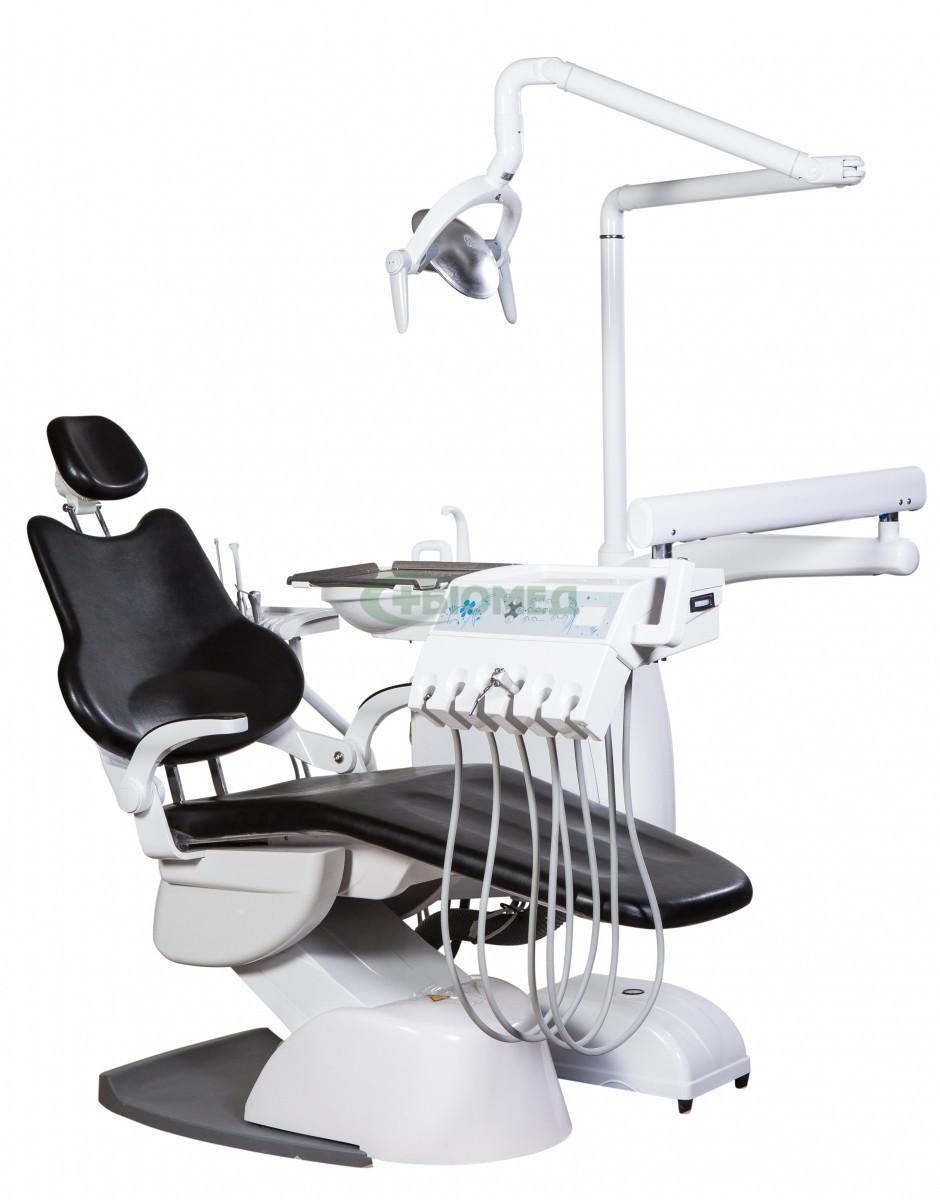 Стоматологическая установка BIOMED DTC-327 (верхняя подача)