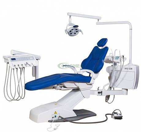 Стоматологическая установка BIOMED DTC-328 (нижняя подача), фото 2