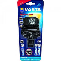 Фонарь Varta Indestructible Head Light LED*5 3*AAA (17730101421)