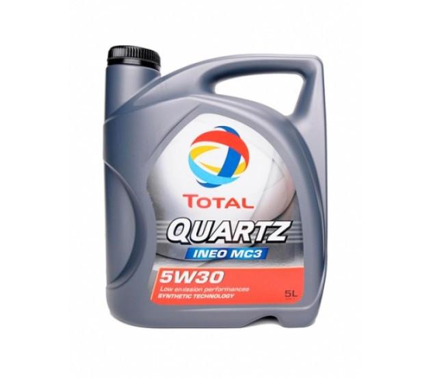 Моторное масло Total QUARTZ INEO LONG LIFE 5W-30 5L