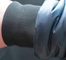 Зимний мужской костюм на синтепоне темно-синий, фото 3