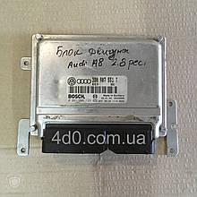3B0907551T Блок управління двигуном на Audi 2.8 бензин