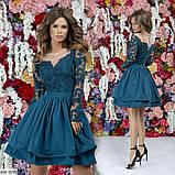 Вечернее женское платье размер 42,44,46, фото 3