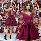 Вечернее женское платье размер 42,44,46, фото 5