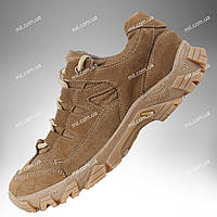 Военная демисезонная обувь / тактические кроссовки Tactic LOW1 (coyote)   военные кроссовки, тактические кроссовки, армейские кроссовки, военная