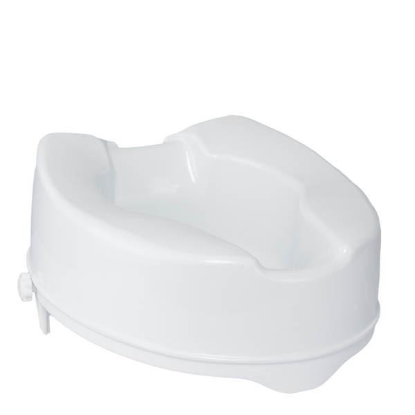 Туалетное сиденье с фиксатором «TESEO» (14 см)