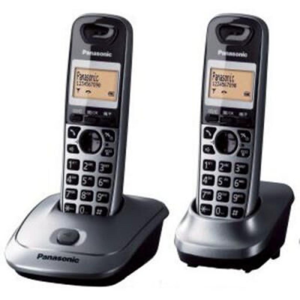 Телефон DECT PANASONIC KX-TG2512UAM
