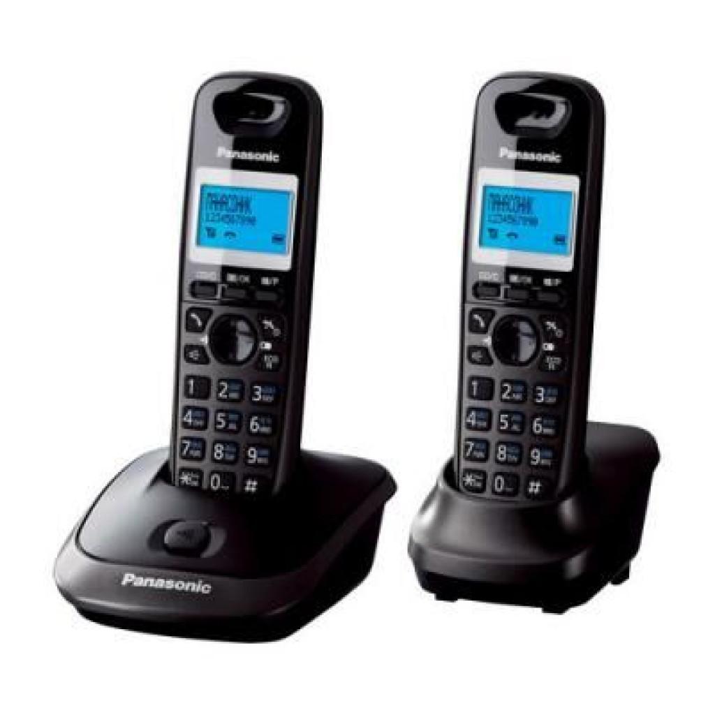 Телефон DECT PANASONIC KX-TG2512UAT