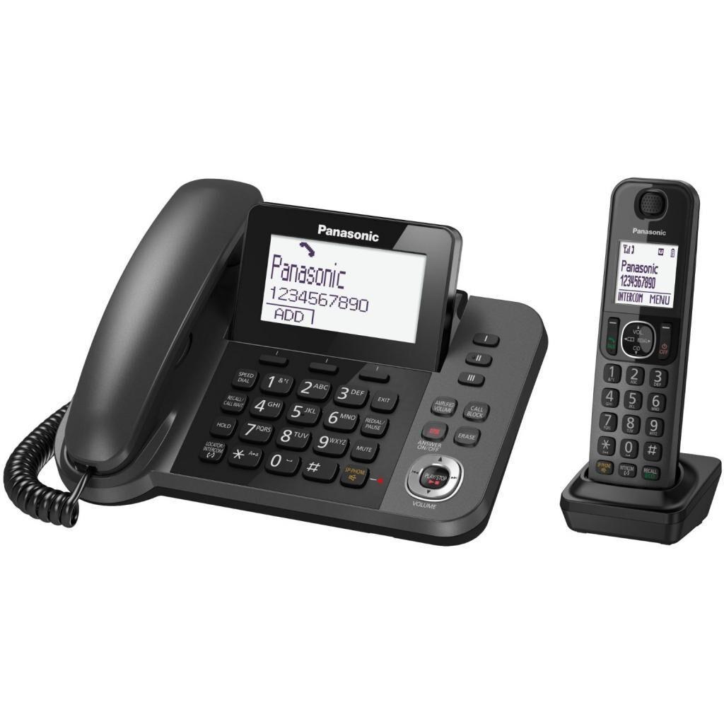 Телефон DECT PANASONIC KX-TGF320UCM, фото 1