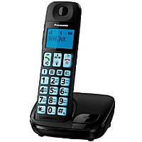 Телефон DECT PANASONIC KX-TGE110UCB, фото 1