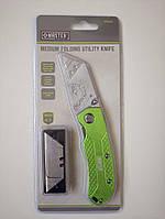 Складаний ніж з висувним лезом Master Mechanic