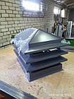 Ковпак для вентиляції і димоходу 520*520(ruukki 0.5 мм), фото 2