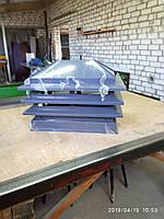 Колпак для вентиляции и дымохода 520*520(ruukki 0.5мм)