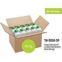 Тонер HP LJ 5000/5100 SERVICE PACK (10x1kg) ColorWay (TH-5000-SP)
