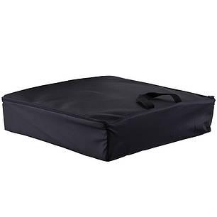 Подушка на сиденье в форме вафли, чехол из винила, фото 2