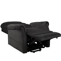 Подъемное кресло с двумя моторами EDE (серое), фото 2