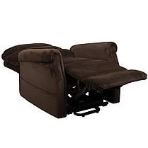 Подъемное кресло с двумя моторами EDE (коричневое), фото 2