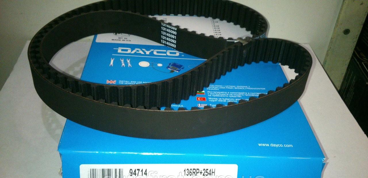 Ремень зубчатый ГРМ ВАЗ 2110, 2111, 2112 16 клапанный DAYCO