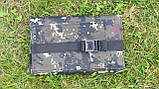 Солнечная батарея раскладная 10 Ватт 5 Вольт, портативное солнечное зарядное устройство, фото 10