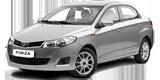Фонари задние для ЗАЗ Forza '11-