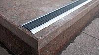 """Накладки на ступени Четвертое измерение """"Одинарные 48 мм"""" антискользящие, грязеочищающие"""