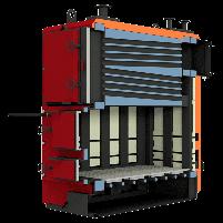 Промышленный котел Altep Mega 600 кВт, фото 5