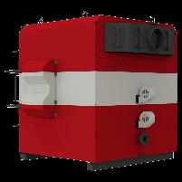 Жаротрубные промышленный котлы Altep Agro 150 кВт, фото 3