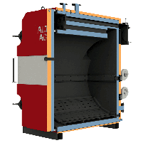 Жаротрубные промышленный котлы Altep Agro 150 кВт, фото 6