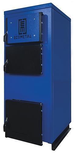 Твердотопливный котел Экометал (Ekometal Uks) 20-24 кВт