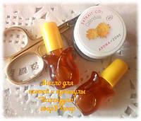 """Масло для ногтей и кутикулы """"Календула"""", фото 1"""