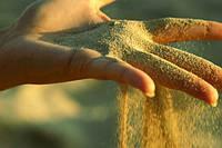 Продам песок речной и горный