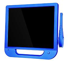 Dalaude DA-100W blue монитор 17 дюймов с интраоральной камерой