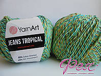 Пряжа ЯрнАрт Джинс Тропикал (YarnArt Jeans Tropical) №616