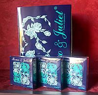 Презервативы Ромео и Джульетта,72шт,ГЛАДКИЕ.До 2022 г., фото 1