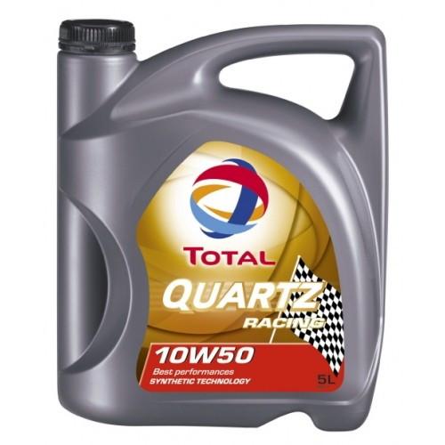 Моторне масло Total QUARTZ RACING 10W-50-5L