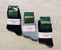 Носки мужские демисезонные из хлопка Житомир ассорти (размер 40-45)