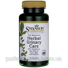 Комплекс для сечостатевої системи, Swanson, Herbal Urinary Care, 60 капсул