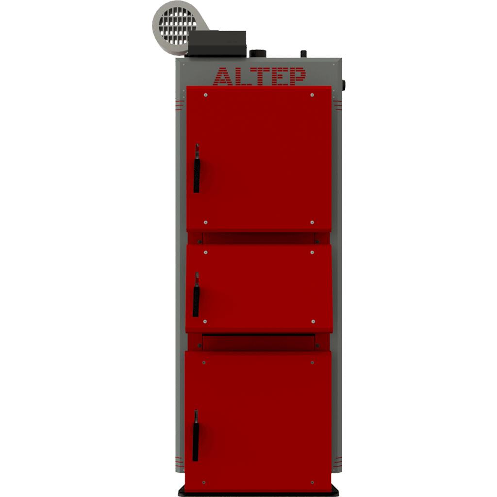 Твердотопливный котел Альтеп Duo Uni Plus 27 квт