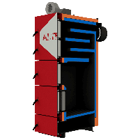 Твердотопливный котел Альтеп Duo Uni Plus 62 квт, фото 6