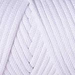 Yarnart Macrame Cord 3 мм № 751 белый